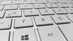 WindowsショートカットキーCtrl + Right(Left) キーで単語を楽に選択