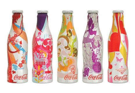 コカ・コーラボトルデザインM5