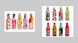 コカ・コーラの素敵なパッケージデザイン