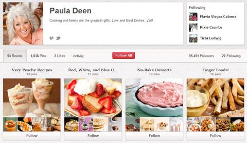 Paula Deen (pauladeen)