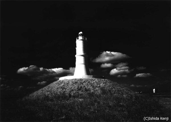 灯台 ©石田研二