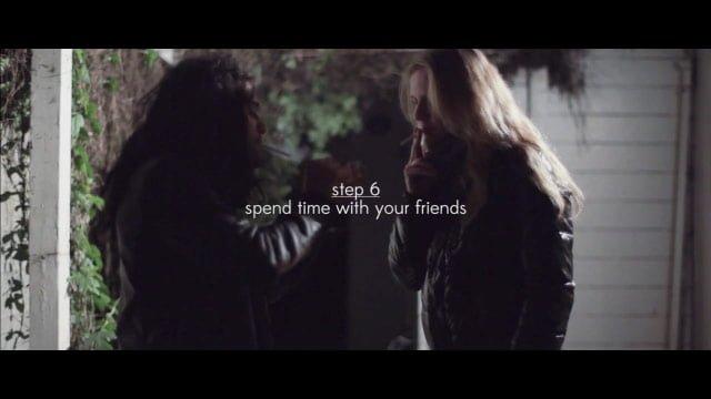 落ち込んだ時は友達との時間を過ごす
