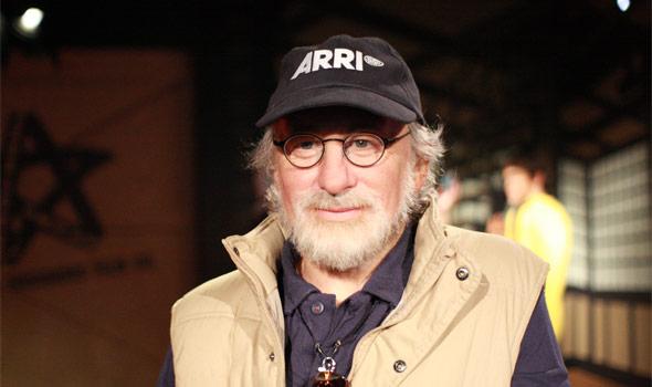 映画監督スティーブン・スピルバーグ。