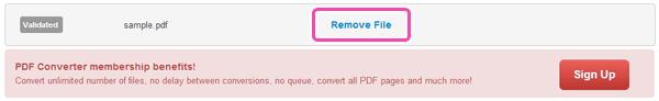 Excel PDF Converter 01