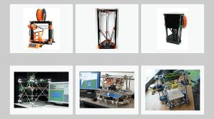 3Dプリンターを自作できるフリーのオープンソースRepRap