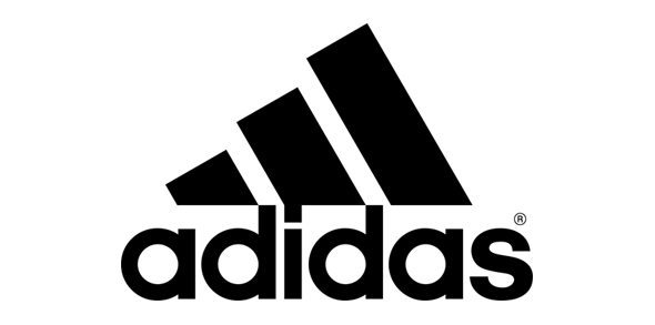 あの山は超えるための目標、adidasロゴ