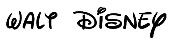 ディズニーフォント「Walter font ...