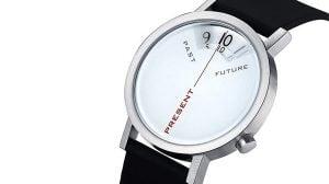 未来、過去ではなく現在を見つめるための腕時計