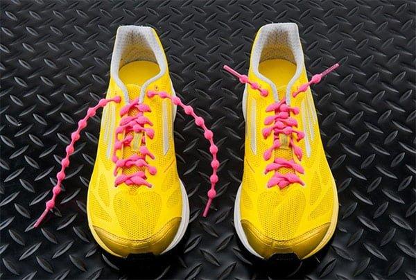 結ばない靴紐キャタピラン