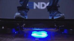 遂に来た!世界初のリアルホバーボードHendo Hoverboard!