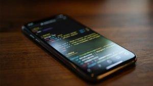 iPhoneのSafariでHTMLソースを表示する拡張機能アプリView Source