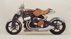アメリカンを感じさせつつもどこか新しいバイクデザインThe Bienville Legacy