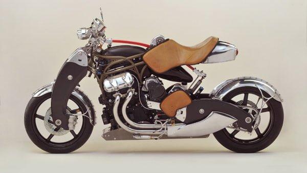 新しいアメリカンバイクデザイン
