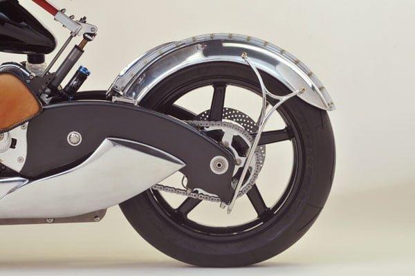 見たことのないバイクデザイン