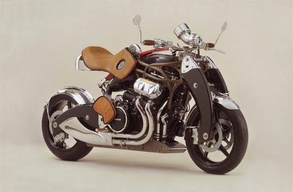 アメリカンバイクThe Bienville Legacy