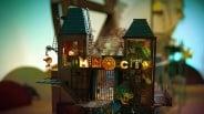 アートワークが素敵過ぎるペーパークラフトのゲーム世界Lumino City