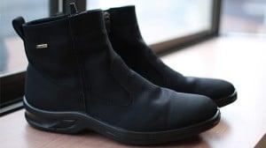 もっと早く知ってれば良かったゴアテックスな防水靴アサヒトップドライ