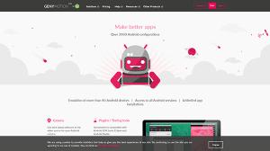 AndroidエミュレータGenymotionのインストール方法&使い方