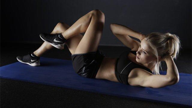 ストレス発散法:運動をする