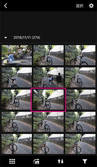 Canon EOS カメラの写真一覧