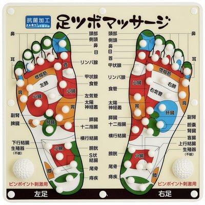 不眠症対策にアズマ商事の足ツボマッサージ
